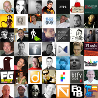 50 More Flash Twitterers Worth Following