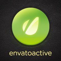 Follow @envatoactive! Twitter Channel for Flash, RIAs & Unity3D