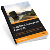 "Win a Copy of ""Unity Game Development Essentials""! (Winners Announced)"