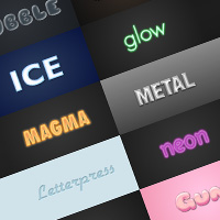 Exclusive Freebie: Ten Fab Filter Effects for Your Flash Textfields