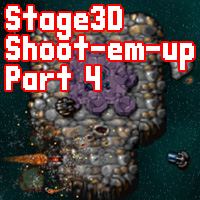 Build a Stage3D Shoot-'Em-Up: Terrain, Enemy AI, and Level Data – Tuts+ Premium