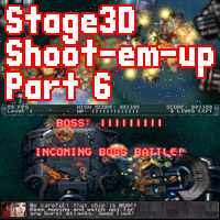 Build a Stage3D Shoot-'Em-Up: Full-Screen Boss Battles and Polish – Tuts+ Premium