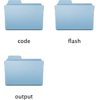 Quick Tip: How to Organize Your Flash Project Files
