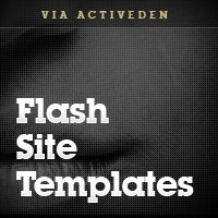 Top 42 Creative Flash Site Templates