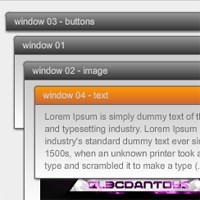 Enhance Your Flash Layouts with Draggable Windows