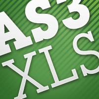 Using AS3XLS with the Flex Framework: Data Export