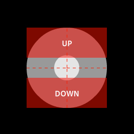 Joystick Up and Down Break-up
