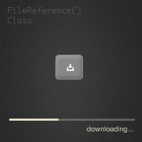 Quick Tip: Download Files Via SWFs Using FileReference