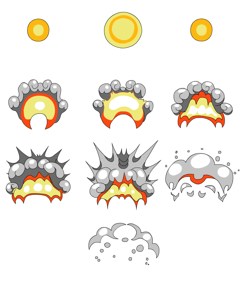 Example sprite sheet