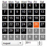 Understanding Date(): Making a Calendar in AS3