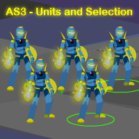 How To Select Units in an AS3 Game