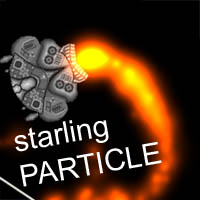 Starling Particle Effects for Stage3D Shooter Games