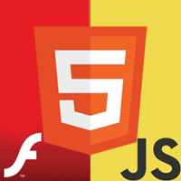 Accessing the Same Saved Data With Separate Flash and JavaScript Apps
