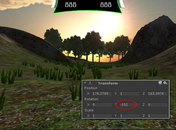 unity tutorial menus UI