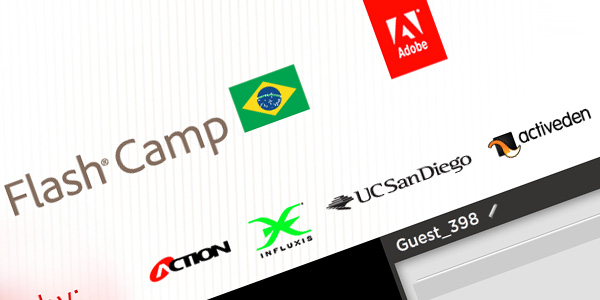 Flash Camp Brazil Live Feed