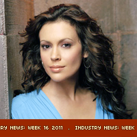 Alyssa Milano - Smartasses Top 100 Sexiest Women