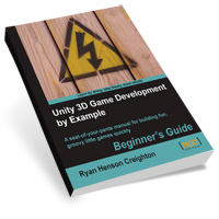 "Win a Copy of ""Unity 3D Game Development by Example"" – Winners Announced"