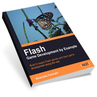 "Win a Copy of ""Flash Game Development by Example""! – Winners Announced"