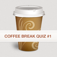 Coffee Break Quiz #1: ActionScript 3 Basix